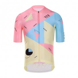 Custom mountain bike jerseys RTF R.SIX Women Pink