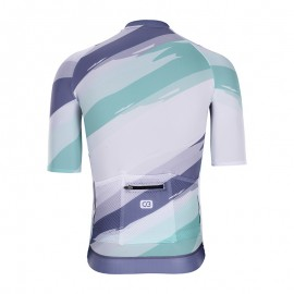 Aero SS Jersey MitiMitte Diso white green