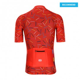 PRO Aero SS Jersey DeanMiti - recommend template