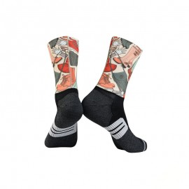 custom cycling socks low minimum