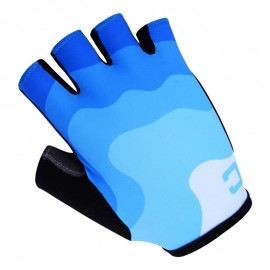 2016 Road Bike Gloves Bluesky