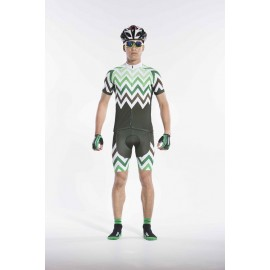 2016 Mens Green Cycling Suit Beginner Lvyin