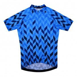 2016 Mens Blue Cycle Jersey Race Mystery