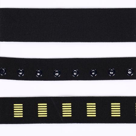 Jaquarde elastic tape