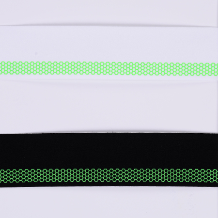 Soft and thin elastic tape