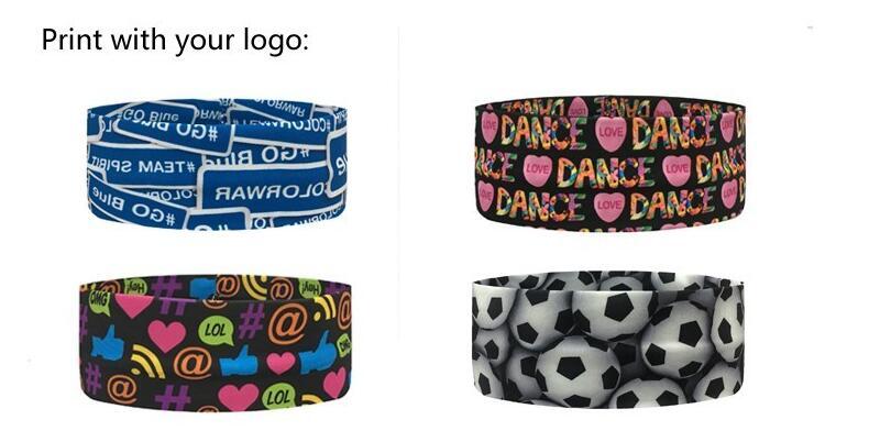 custom running headbands
