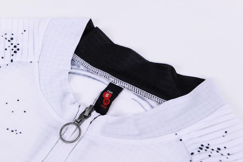 Full length zip