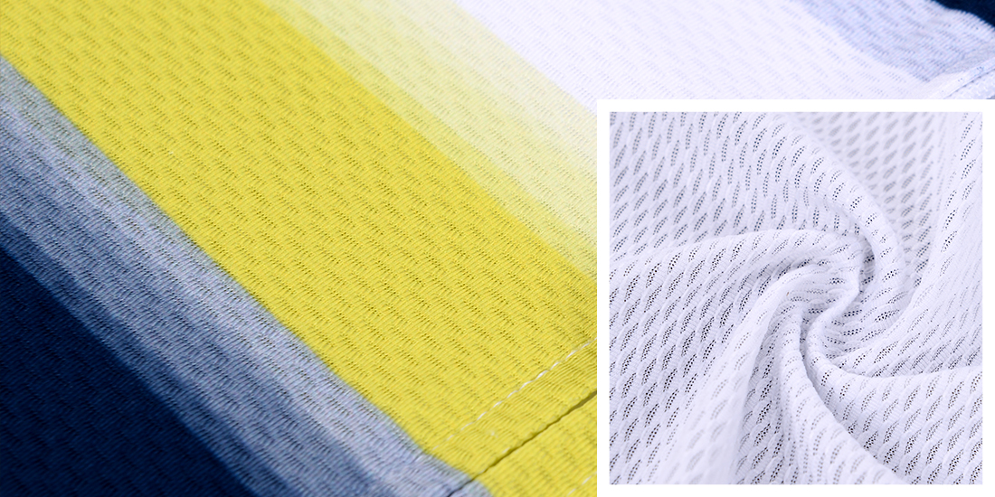 custom cycling jersey fabric