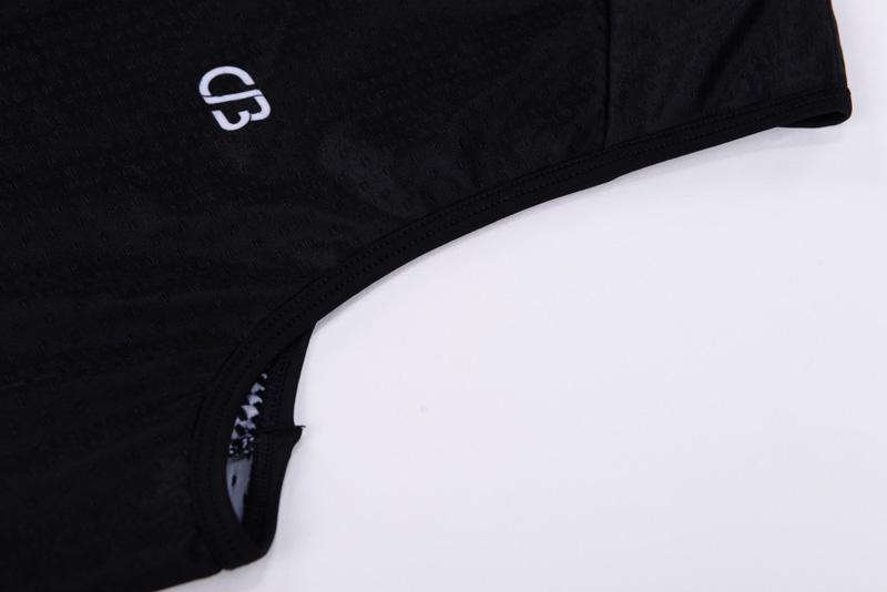 custom cycling speed suit sleeveless